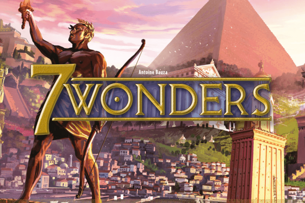 Gestion de ressources 7 Wonders - Solution